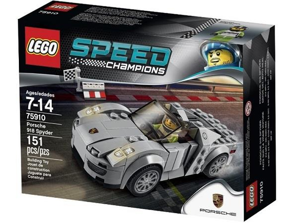 lego speed champions porsche 918 spyd end 6 4 2019 8 15 am. Black Bedroom Furniture Sets. Home Design Ideas