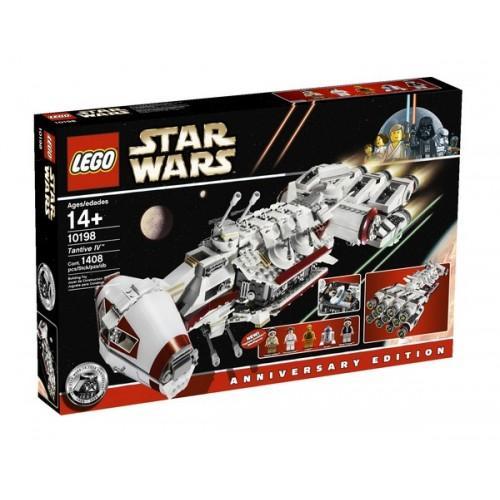 LEGO STAR WARS 10198 TANTIVE IV REBE (end 8/18/2017 4:10 PM)
