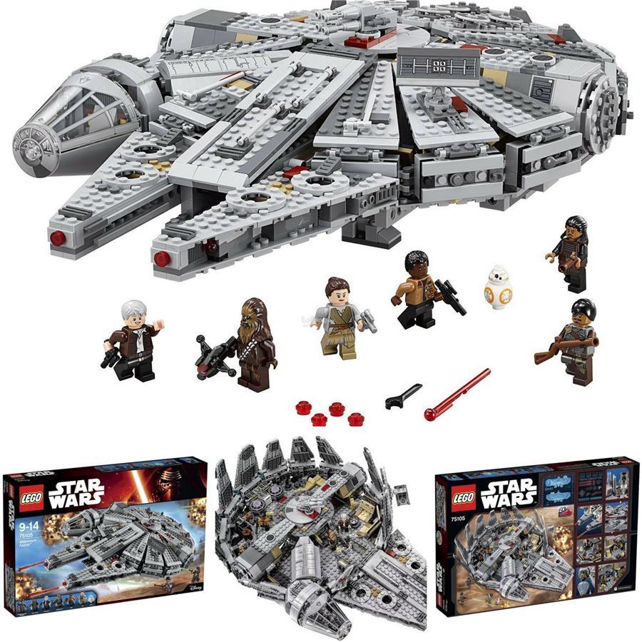 Lego Star Wars Battles 0 30 Apk: LEGO STAR WARS 75105 MILLENNIUM FALC (end 1/26/2018 2:15 PM