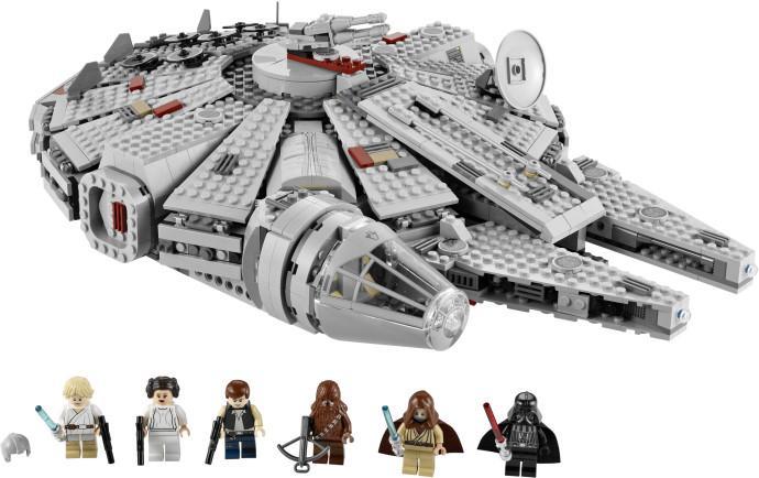 LEGO Star Wars 7965 Millenium Falcon (end 7/29/2019 9:15 AM)