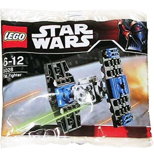 LEGO Star Wars 8028 RARE Mini Tie F (end 10/9/2019 11:44 AM)