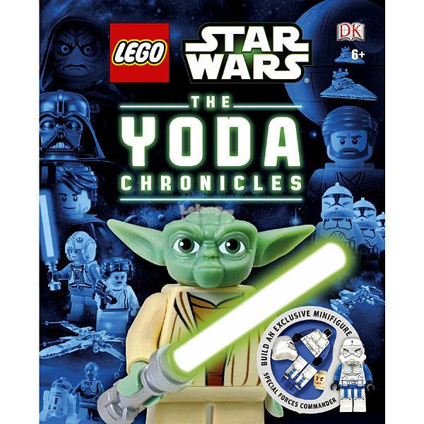 LEGO Star Wars - The Yoda Chronicles (Includes EXCLUSIVE Minifigure!)