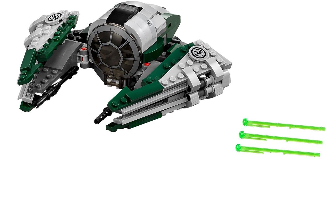 Lego Star Wars Yodas Starfighter On End 1132020 815 Am