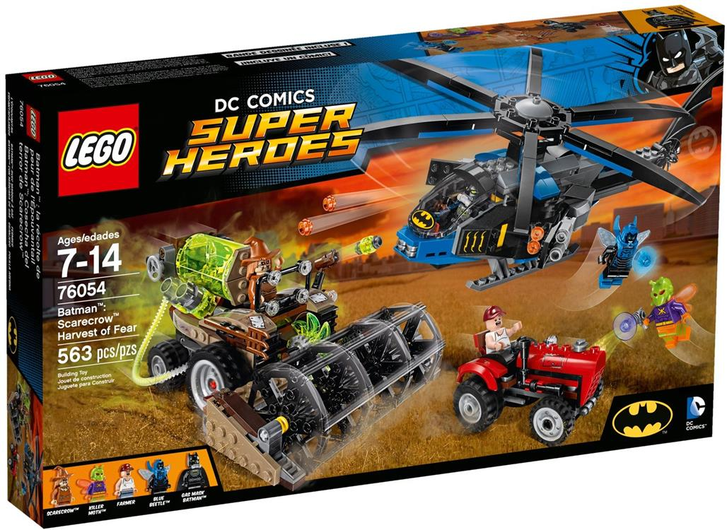 LEGO Super Heroes LEGO Batman™: Scarecrow™ Harvest of Fear 76054