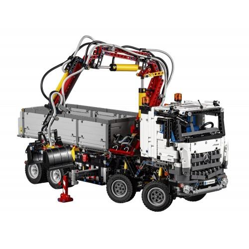 LEGO Technic Bauanleitung Instruction 42043 Mercedes-Benz AROCS 3245 NEU!!!