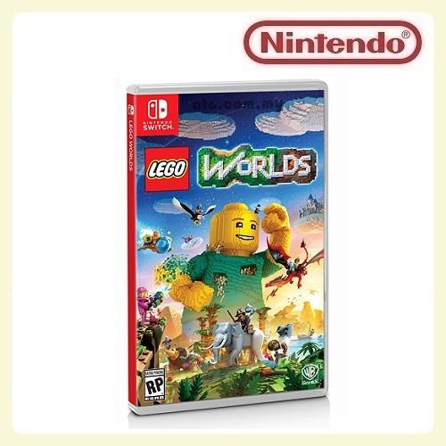 LEGO World For Nintendo Switch READY (end 7/5/2018 12:15 PM)