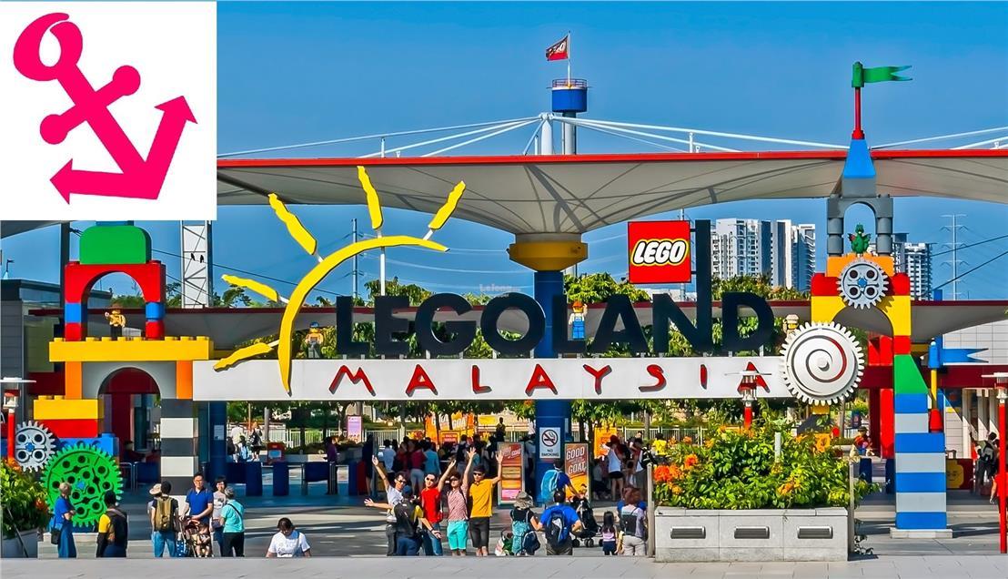 Legoland 174 Malaysia 1 Day Combo The End 8 31 2017 1 15 Am