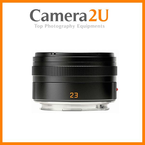 Leica Summicron-T 23mm f/2 ASPH Lens Bundle with T