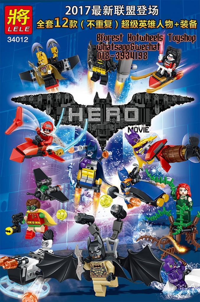 lele 34012 batman lego movie 12pcss end 4232019 933 pm