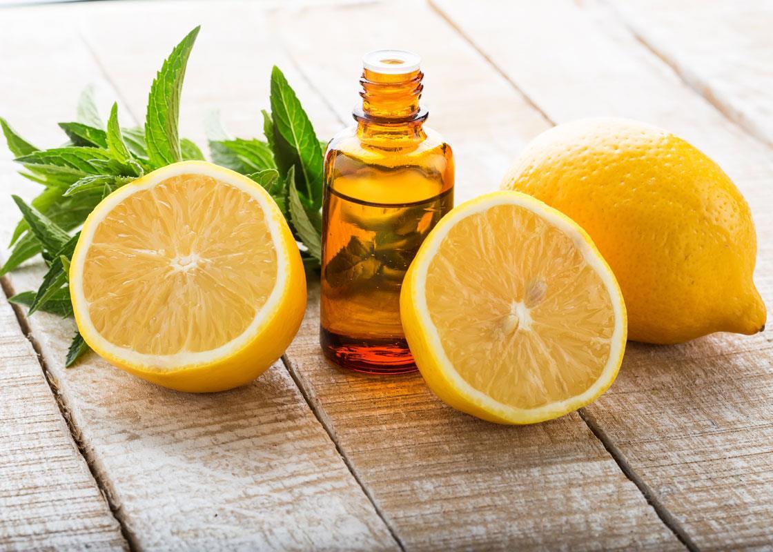 Image result for lemon essential oil