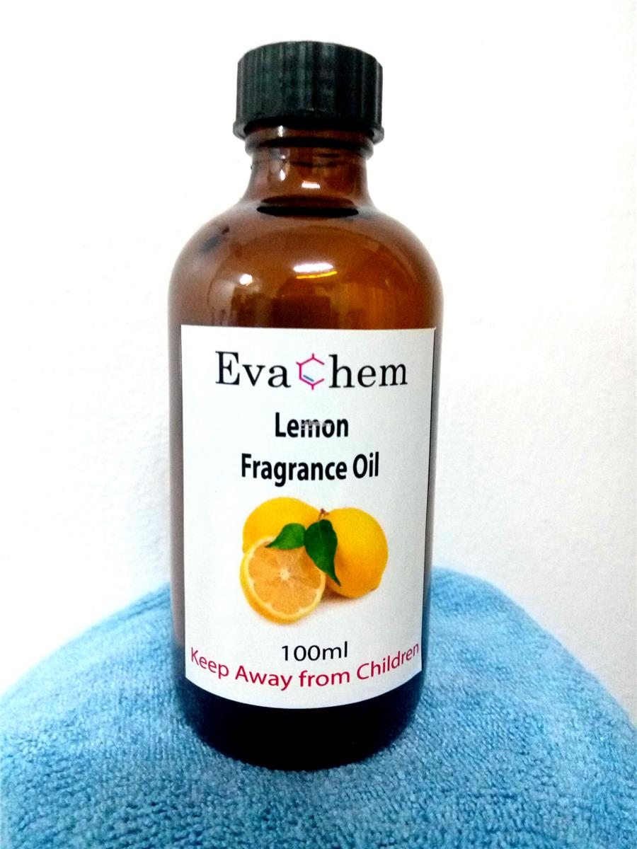 Lemon Fragrance Oil 100ml