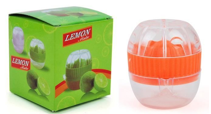 Lemon Malic Mini Manual Juicer