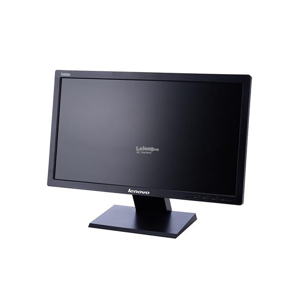 "Lenovo 19"" Widescreen LED Backlight HD"