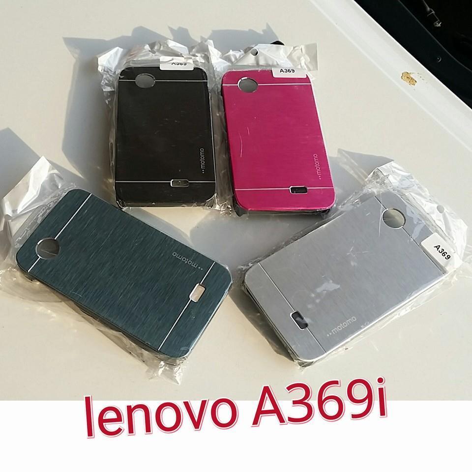 Harga Jual Hp Lenovo A369i Install Lollipop 50 Works Dual On Sim 4 Gb Hitam A2010 Motomo Ino Metal Case Cover
