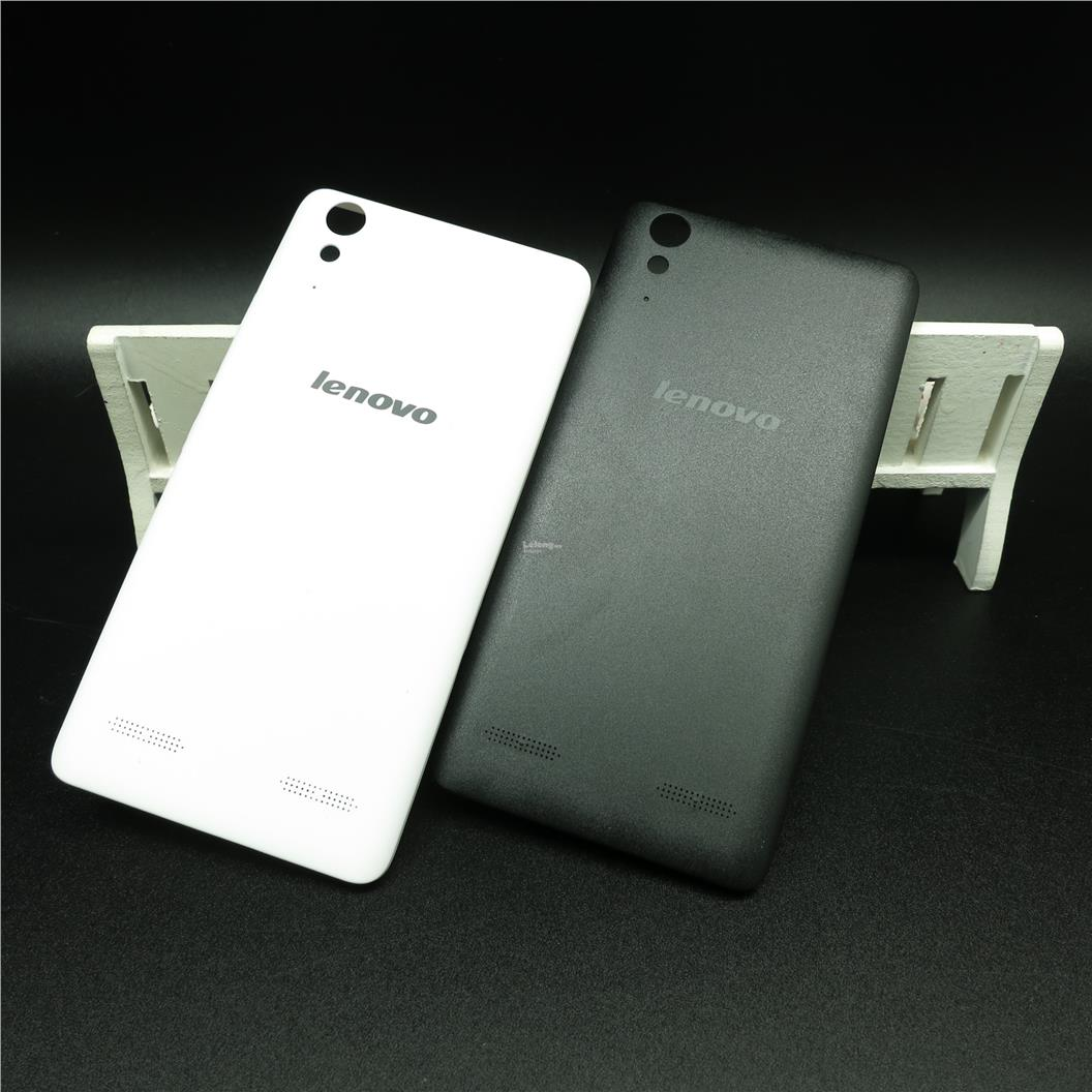Lenovo A6000 Housing Battery Back Cover With Side Power Volume Buttons