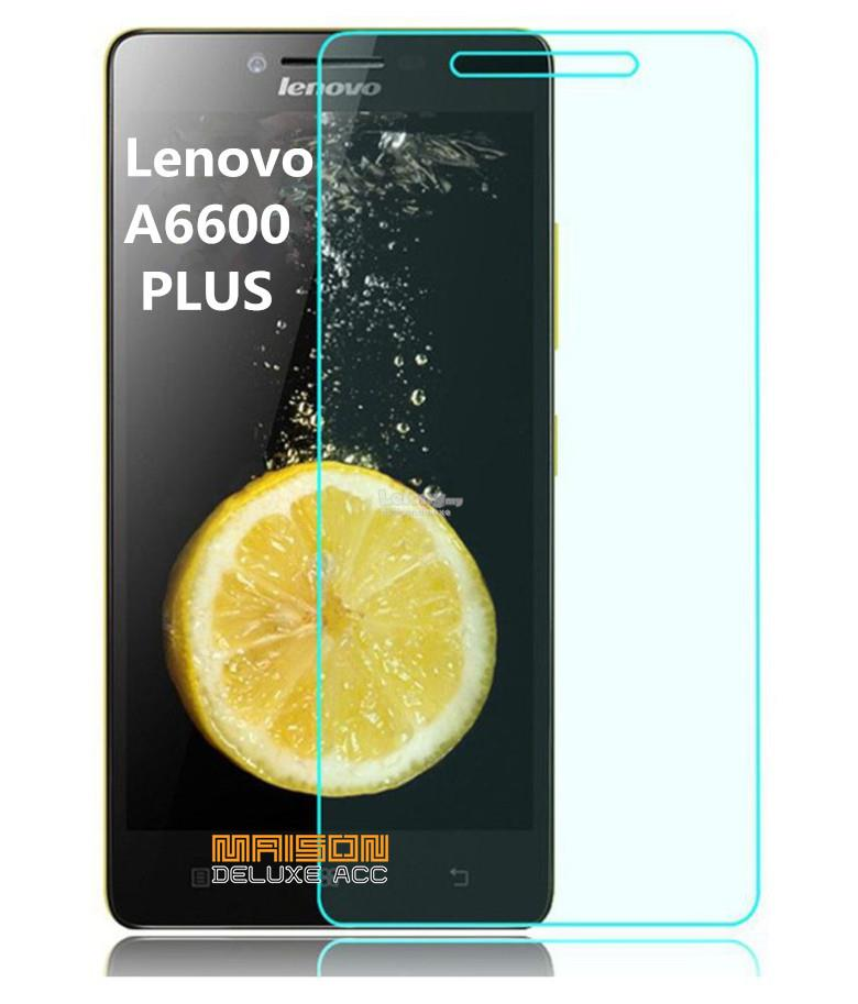 Lenovo A6600 Plus Tempered Glass Screen Protector 9H Round Edges