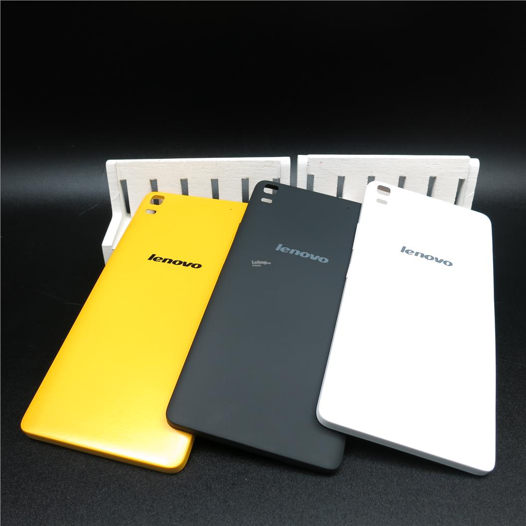 Lenovo A7000 Housing Battery Back Cover With Side Power Volume Buttons