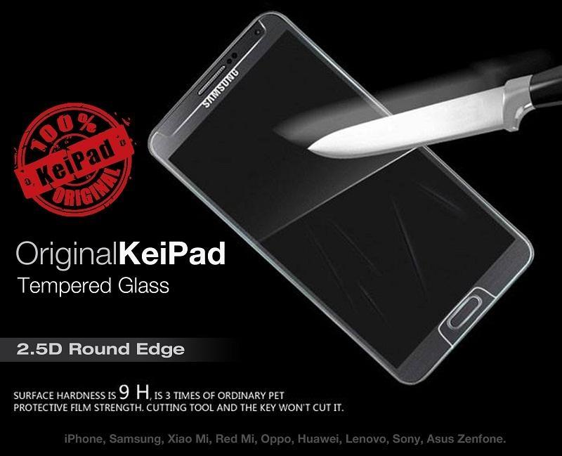 Lenovo A7000 Tempered Glass 2.5D Screen Protector 0.26mm Round Edge