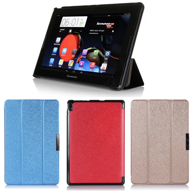 lenovo A7600 10 leatherf tab a10-80-70-hv Case Casing Cover