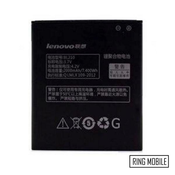 Lenovo A766 S650 S820 AP High Quality Battery BL210 2000mAh. ‹ ›