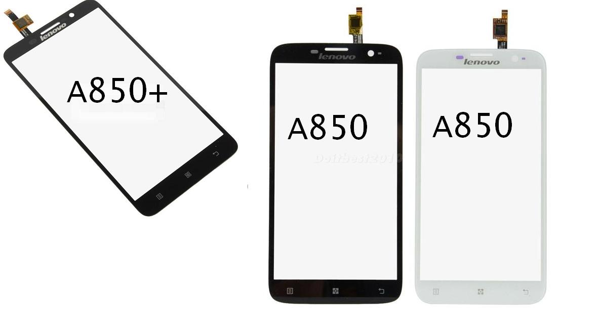 Lenovo A850 Plus Glass Digitizer Lcd Touch Screen