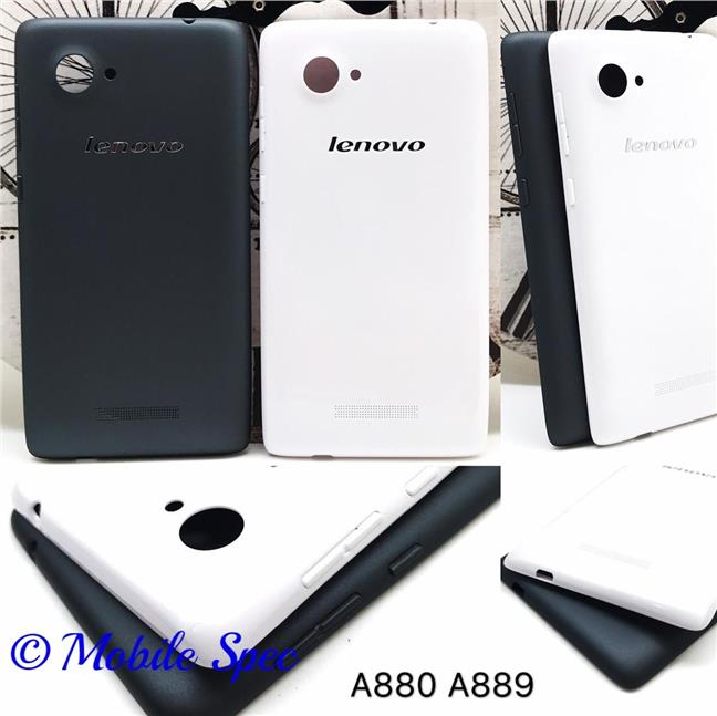 sports shoes 3a631 7489f LENOVO A880 A889 BATTERY BACK COVER HOUSING WITH ON OFF VOLUME BUTTON