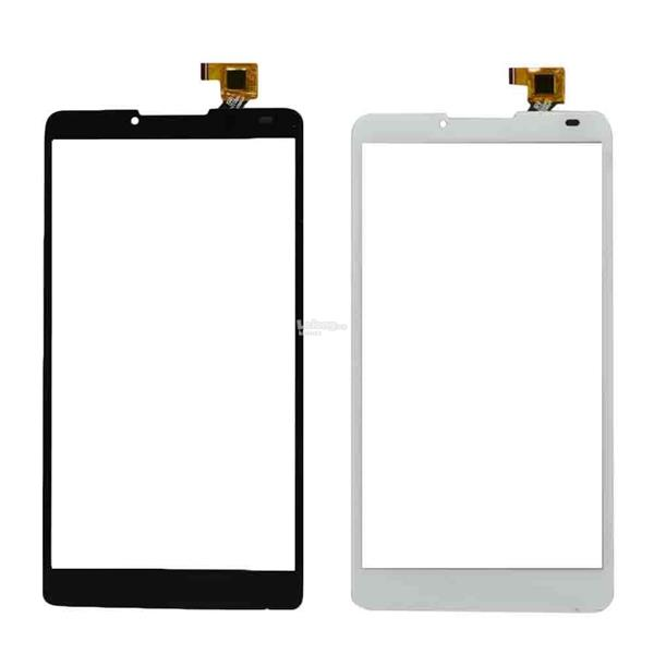 Lenovo A880 Black/Wht Original LCD Touch Screen Digitizer Sparepart