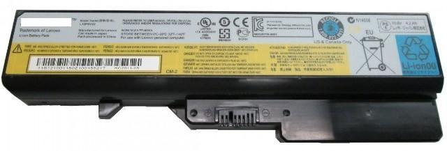 Lenovo B470 B570 G460 G470 G560 G570 V360 V470 Z460 Z470 Z560 Battery. ‹ ›