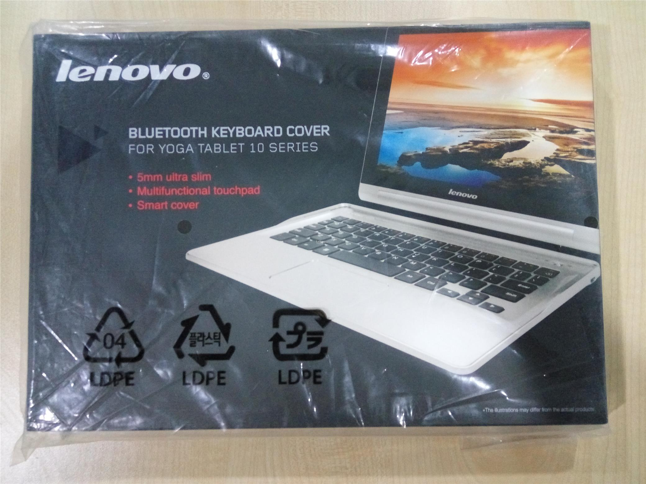 Lenovo BKC600 Rechargeable Android Bluetooth Keyboard