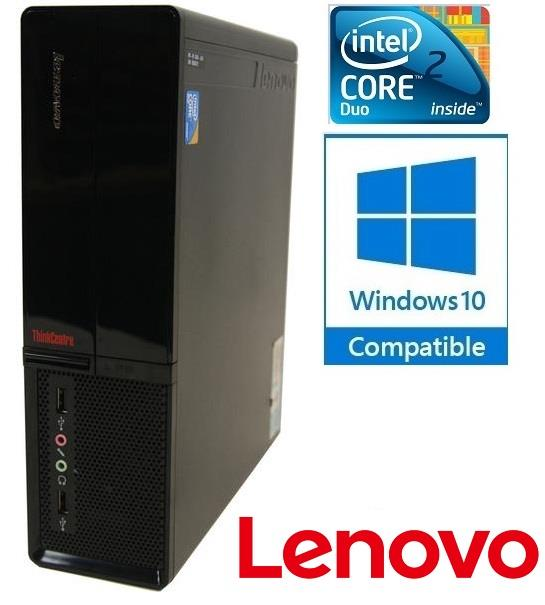 Lenovo Think Centre A58 USFF Core2Duo 2GB 160GB Win7 CPU