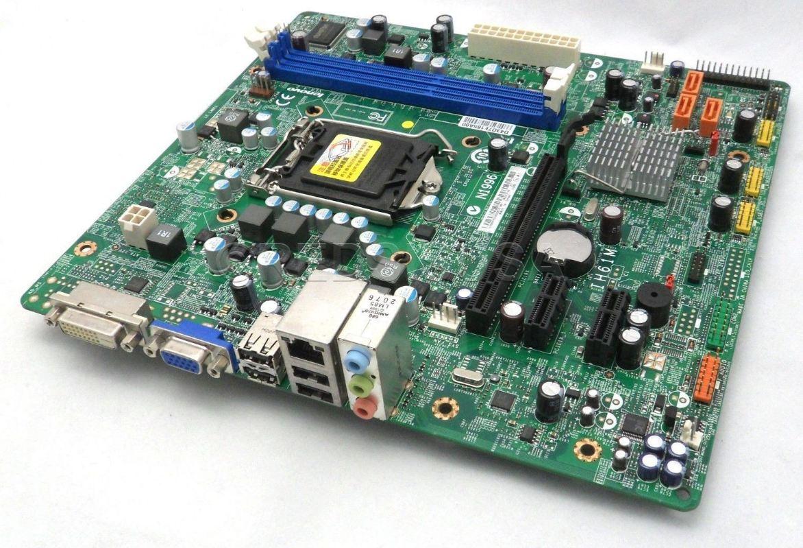 Lenovo Edge72 IH61M H61 Motherboard 03T8180 03T6677 VER: 4 2 22NM