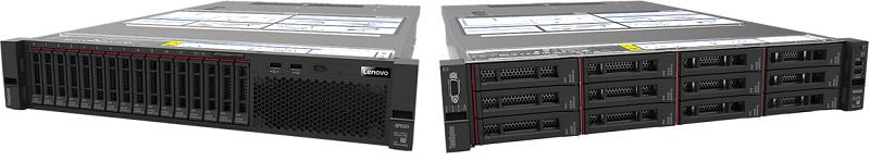 Lenovo (IBM) SR550 Server (Xeon Bronze 3104.8GB.600GB) (7X04A00RSG)