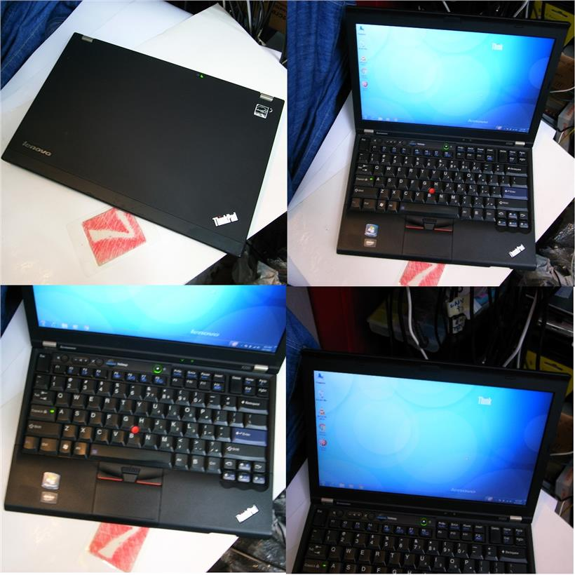 Lenovo IBM Thinkpad x220 i5 2nd Gen 500GB 4GB 12.5 Inch Rm880