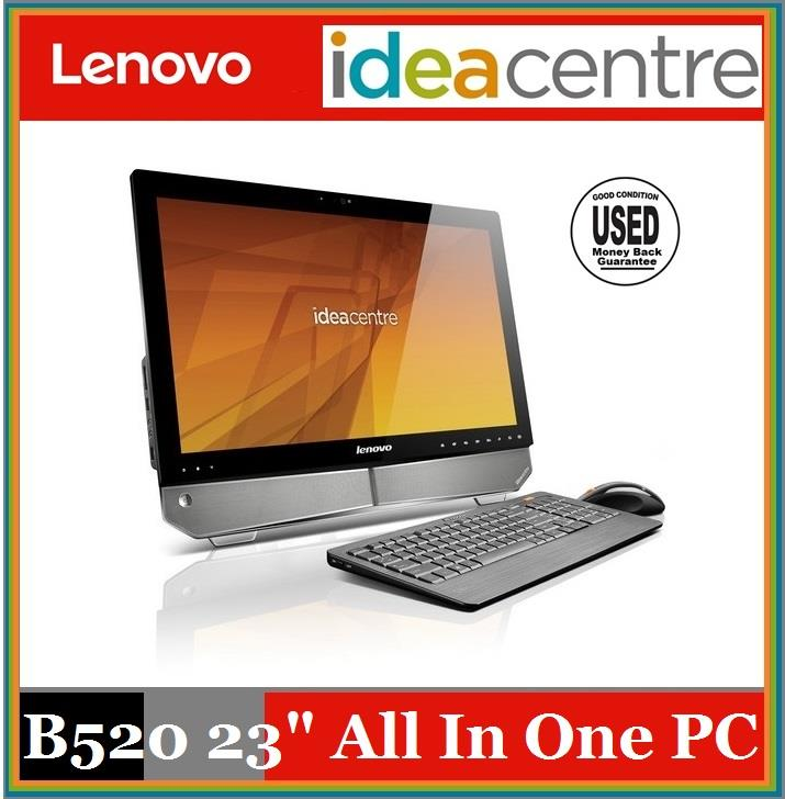 Lenovo IdeaCentre B520 All In One MultiMedia Internet Ready PC