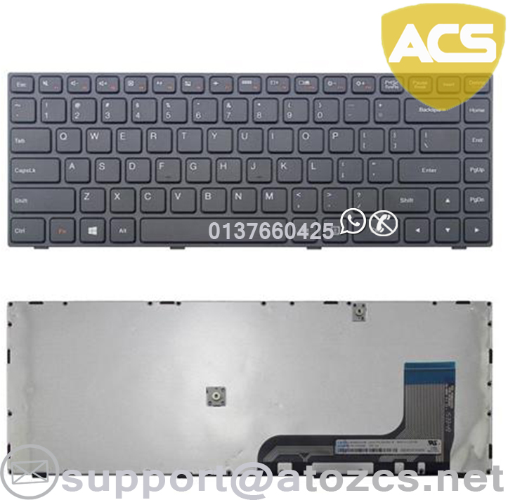 Lenovo IdeaPad 100-14 100 14  Laptop Keyboard