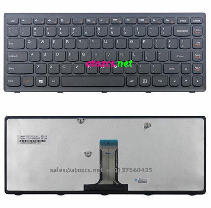 c4f72f0d3c7c Lenovo IdeaPad Flex 14 Flex 14D Z410 Laptop Keyboard