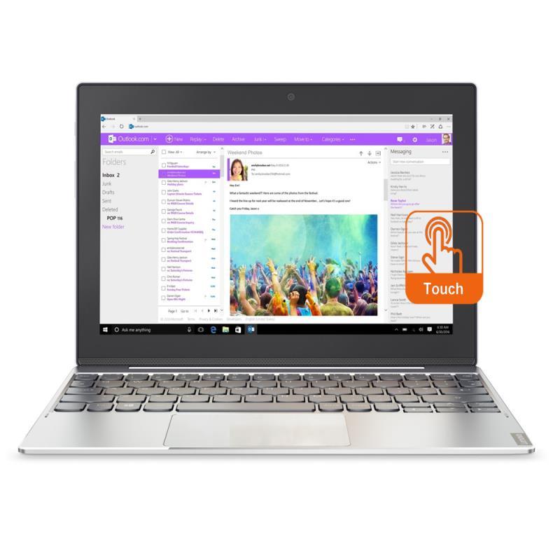 Lenovo Ideapad MIIX 320-10ICR 80XF00G9MJ (Z8350, 4GB, 128GB, Intel)