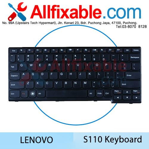 Lenovo Ideapad S110 S205 S205S S206 S206Z Laptop Keyboard