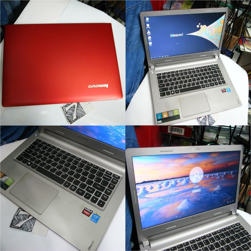 Lenovo IdeaPad S410 i5 4th Gen 500GB AMD R5 2GB Gaming Rm1350