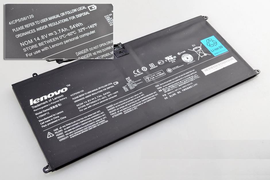 Lenovo IdeaPad Yoga 13 20175 L10M4P12 4ICP5/56/120 Battery