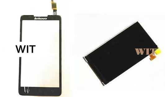 Lenovo IdeaPhone A766 Display Lcd / Glass Digitizer Touch Screen