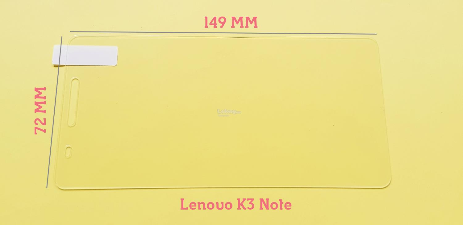 Lenovo K3 Note Tempered Glass Screen Protector