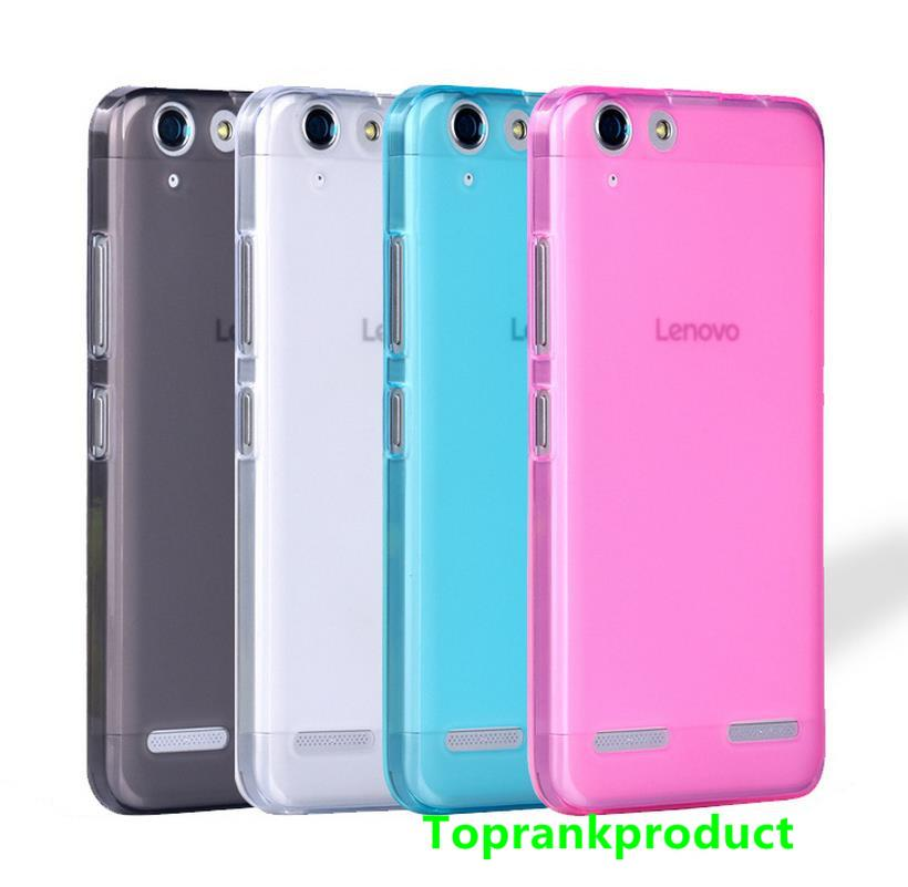 Lenovo K5 A6020 Plus Transparent Silicone Case Cover Casing +Free Gift