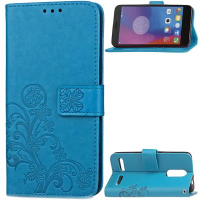 reputable site c6a30 f0031 Lenovo K6 Power Flip Leather Case Casing Cover