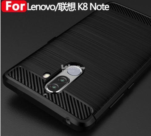 LENOVO K8 Note Durable Protection FIBER TPU Case