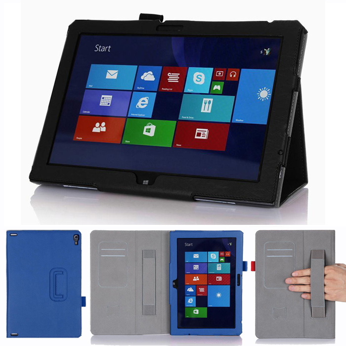 lenovo/lenovo thinkpad 10 10.1 leather Leather Case Casing Cover