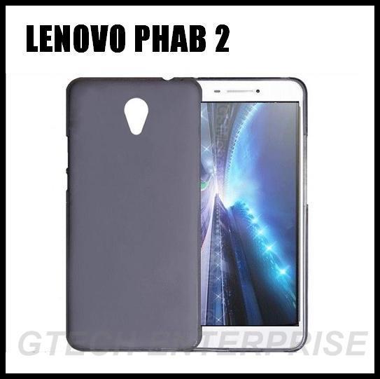 official photos 98df6 a731f Lenovo PHAB 2 6.4 PB2-650M TPU Silicone Back Cover