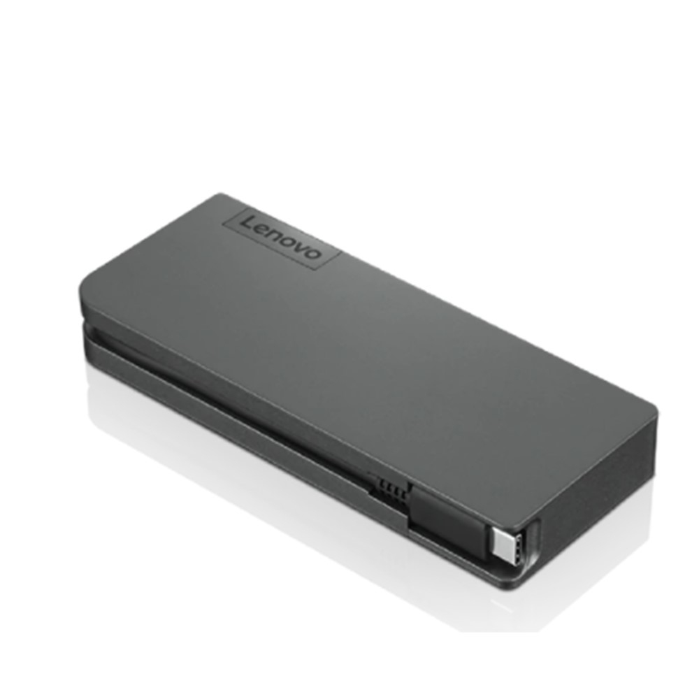 Lenovo Powered USB-C Travel Hub - 4X90S92381