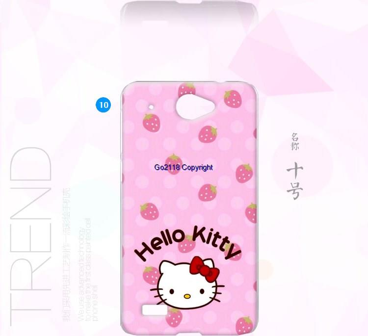 Lenovo S939 S938T Hello Kitty Pikachu PC Hard Back Case Cover Casing