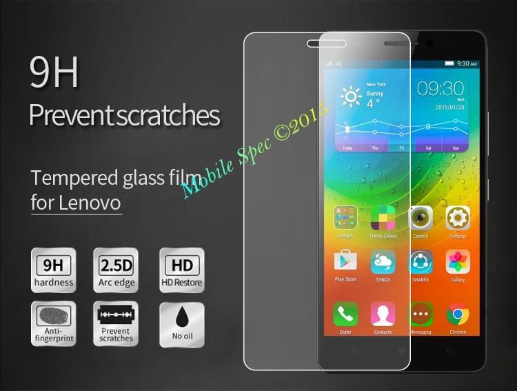 Lenovo Tab 2 3 A7 A7-30 A8 A8-50 A5500 Tempered Glass Screen Protector